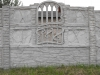 thumbs dscf4010 Betoninės dekoratyvinės tvoros