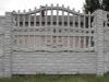 thumbs dscf4014 Betoninės dekoratyvinės tvoros