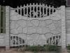 thumbs dscf4023 Betoninės dekoratyvinės tvoros