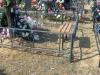 thumbs 5 Metaliniai kalviški kryžiai, saulutės, žvakidės, kapų tvorelės