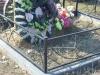 thumbs 6 Metaliniai kalviški kryžiai, saulutės, žvakidės, kapų tvorelės