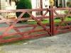 thumbs 22 Mediniai kiemo vartai – medžio masyvo kiemo vartai