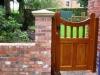 thumbs 26 Mediniai kiemo vartai – medžio masyvo kiemo vartai