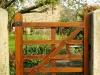 thumbs 29 Mediniai kiemo vartai – medžio masyvo kiemo vartai