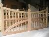 thumbs 4 Mediniai kiemo vartai – medžio masyvo kiemo vartai