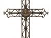 thumbs 10 Metaliniai kalviški kryžiai, saulutės, žvakidės, kapų tvorelės