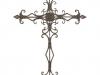 thumbs 11 Metaliniai kalviški kryžiai, saulutės, žvakidės, kapų tvorelės