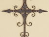 thumbs 15 Metaliniai kalviški kryžiai, saulutės, žvakidės, kapų tvorelės