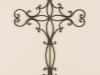 thumbs 16 Metaliniai kalviški kryžiai, saulutės, žvakidės, kapų tvorelės