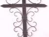 thumbs 20 Metaliniai kalviški kryžiai, saulutės, žvakidės, kapų tvorelės