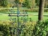 thumbs 27 Metaliniai kalviški kryžiai, saulutės, žvakidės, kapų tvorelės