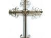 thumbs 8 Metaliniai kalviški kryžiai, saulutės, žvakidės, kapų tvorelės