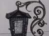 thumbs 2 Metaliniai kalviški kryžiai, saulutės, žvakidės, kapų tvorelės